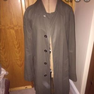 Mens Burberry trench coat‼️